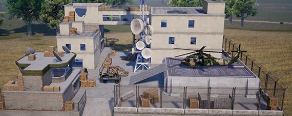 和平精英火力对决2.0武装直升机在哪 和平精英武装直升