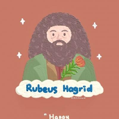 哈利波特最新插画微信头像 人生机会总是有的
