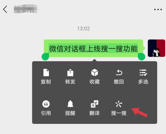 微信对话框搜一搜在哪里 微信对话框搜一搜有哪些功能-第2张图片-导航站