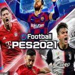 实况足球2021免CD破解补丁v1.0 Codex版