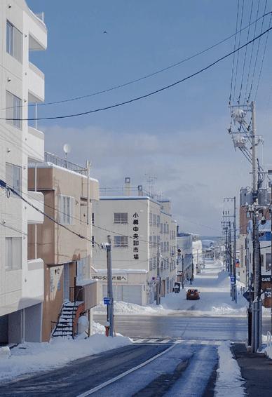 日本白色雪景北海道好看皮肤 约定一起的地美景