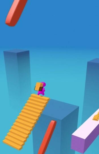 梯子大挑战