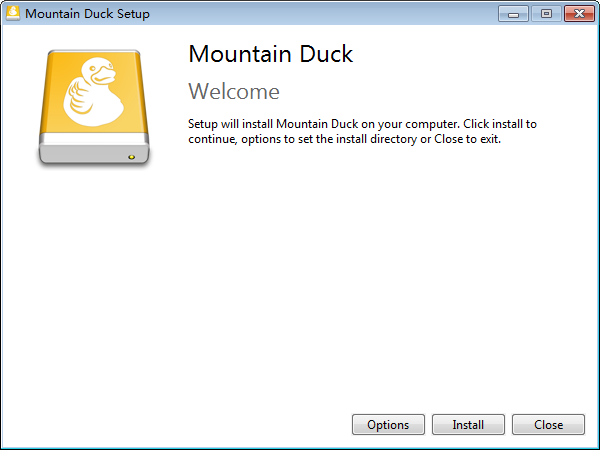 Mountain Duck(云储存空间本地管理器)v4.7.2.18403 免费版
