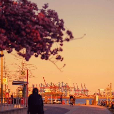 秋季诗意个性文艺优美空间说说 夏日遗憾与秋色平分