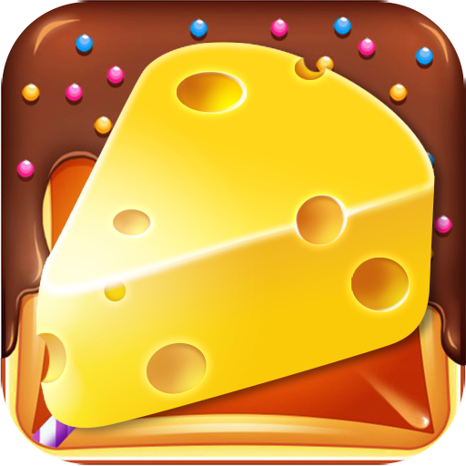 收集奶酪红包版v1.0.3 安卓版