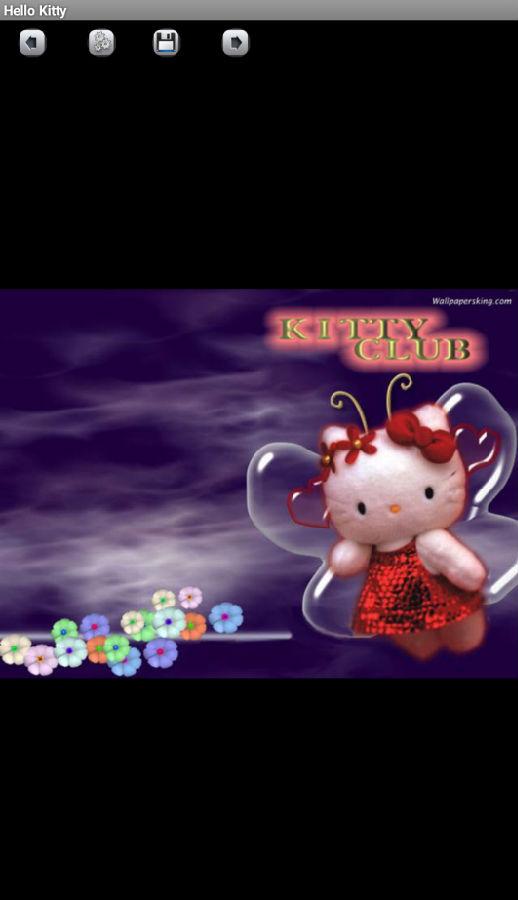 Hello  Kitty壁紙