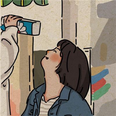 请回答1988超甜卡通情侣头像大全-云奇网