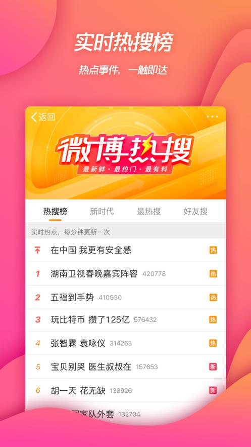 新浪微博iphone/ipad客户端v11.1.1 官方版