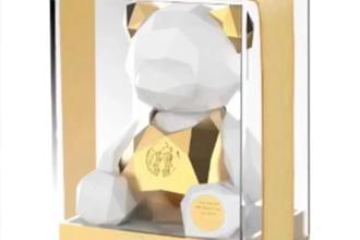 星巴克50周年陶瓷小熊怎么购买?星巴克50周年小熊多少钱?