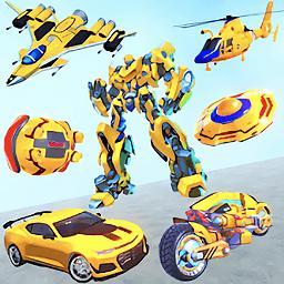 变形钢铁人英雄3Dv1.0.0 安卓版