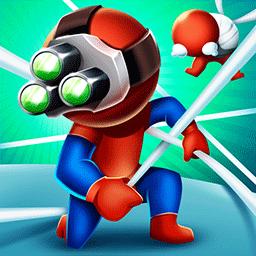 火柴人蜘蛛英雄大战v1.0.2 安卓版