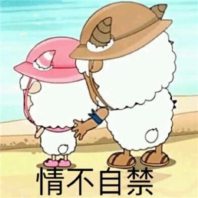 超级热门的双标美羊羊表情包 沸羊羊我讨