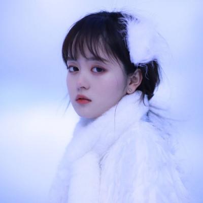2021适合冬天用的女生头像 超级温暖治愈的甜蜜的女头大全