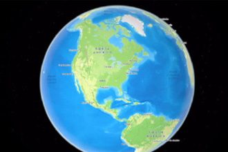 ios15地图怎么看3d地图?iOS15地图怎么看地球?