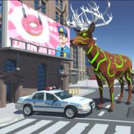 城市暴徒鹿模拟器v3.9.8 安卓版