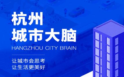 杭州城市大脑app苹果版
