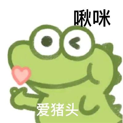 2021全网超火超小鳄鱼表情包全套大全-云奇网