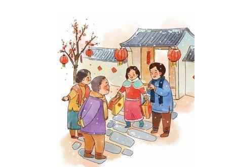 牛年正月初二拜年祝福语大全-云奇网