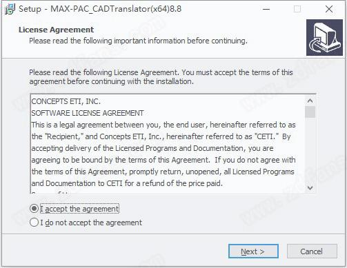 NREC MAX PACv8.8.6.0 中文版