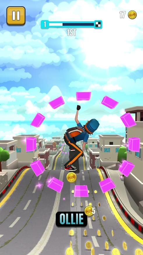 菲利玩滑板2v0.2 安卓版