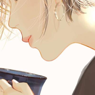 动漫精致简约的微信部位头像 每一岁都能奔走在自己的热爱里