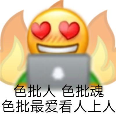 抖音全新有趣的lsp表情包 互联网老色批来报道的表情包