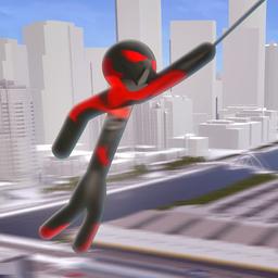 火柴人蜘蛛英雄2破解版v1.0.0 无限钻石版