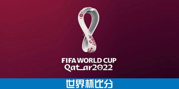 世界杯比分