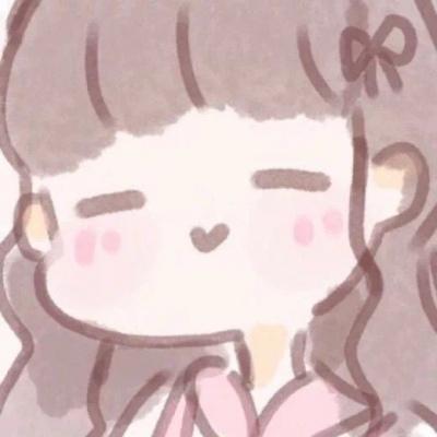 QQ卡通女生头像大全萌萌哒大全