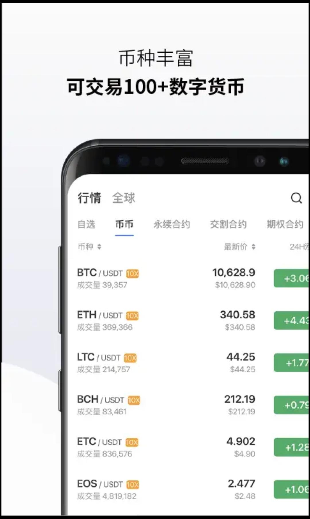okex交易所苹果下载v4.8.7 iPhone版