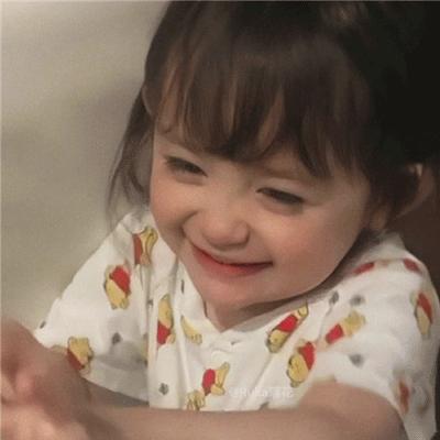 很治愈的可爱小孩图片大全超萌真人 处理负面情绪的方法是睡一觉