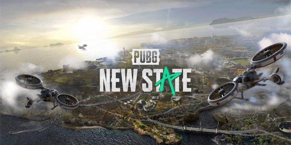 PUBGnewstate游戏