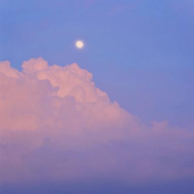 意境唯美云朵图片风景治愈系 没有结果的人一起经历了太多奇妙的事情