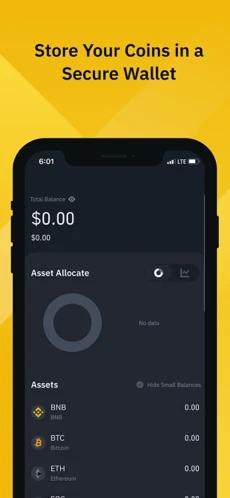 币安app官方下载iosv2.27.2 苹果版