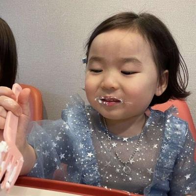萌萌哒高清可爱小女孩微信头像 不合时宜的相遇都遗憾得令人心疼