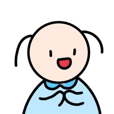 微信呆萌又可爱的卡通头像最新大全-云奇网