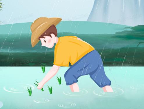 2021谷雨的心情说说短句大全