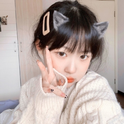 2021清纯萌系的可爱女生头像大全