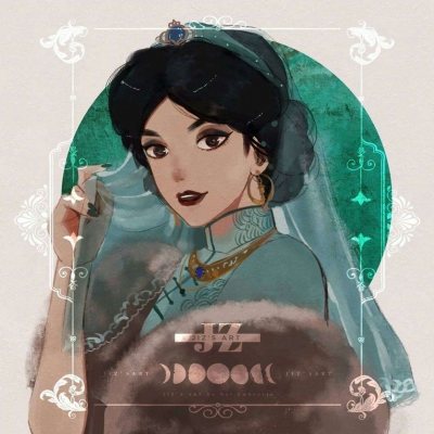 最新版迪士尼公主搞怪有个性的微信头像大全-云奇网