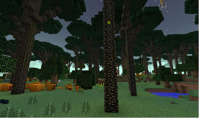 我的世界暮色森林mod整合包v1.12 最新版