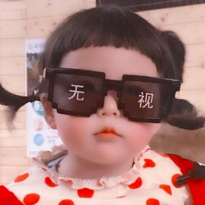 可爱女生必备的萌娃头像2021最新 去哪不重要重要的是去