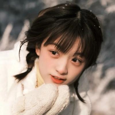 萌妹子清纯的女生头像2021最新版 落日归山海而我想你了