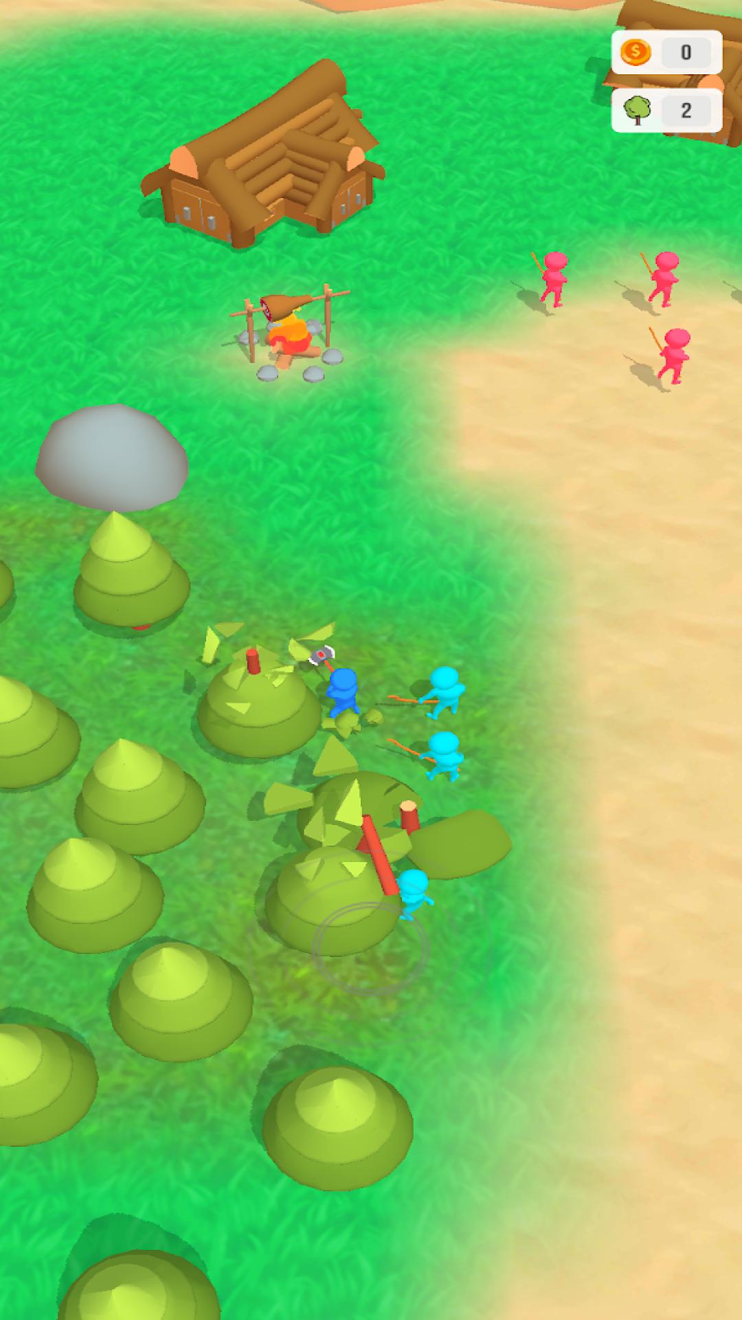 伐木冲突小游戏v0.3 最新版