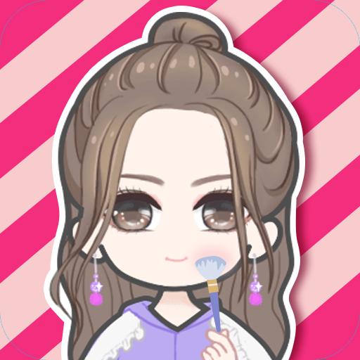 装扮明星少女换装化妆v1.3 最新版