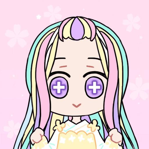 装扮粉彩公主少女换装v1.3 安卓版