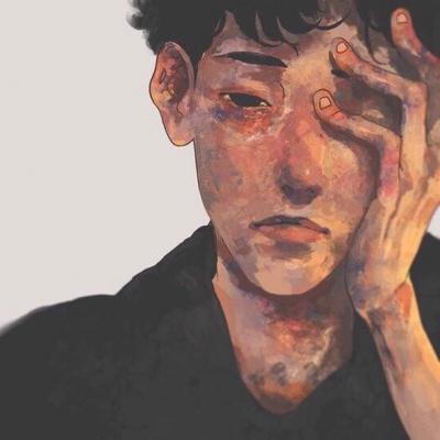 2021热门的手绘酷酷男生头像大全 那些不善表达的人也在偷偷爱着你