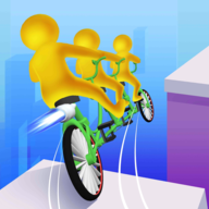 单车叠起来游戏v1.0.4 最新版