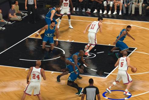 篮球大满贯3D单机体育竞技下载iOS