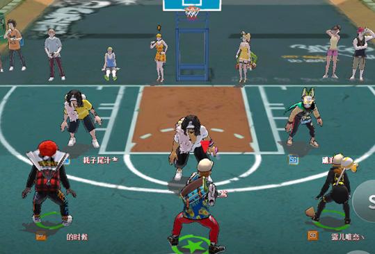 街区篮球手游下载iOS