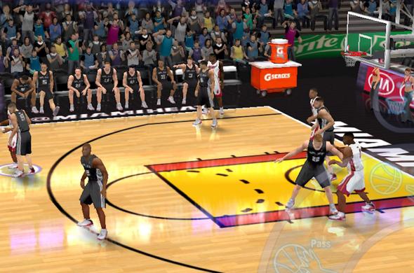 街篮街球下载iOS版